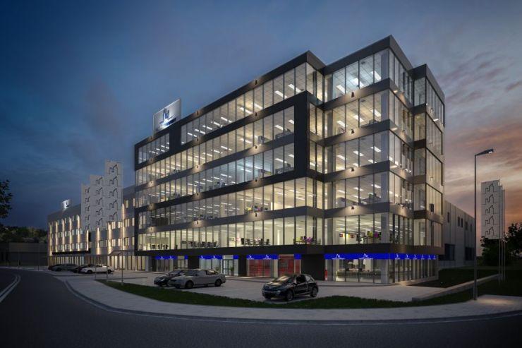 Wilga Business Center, Kraków, Łagiewniki, ul. J. Marcika - KRN.pl
