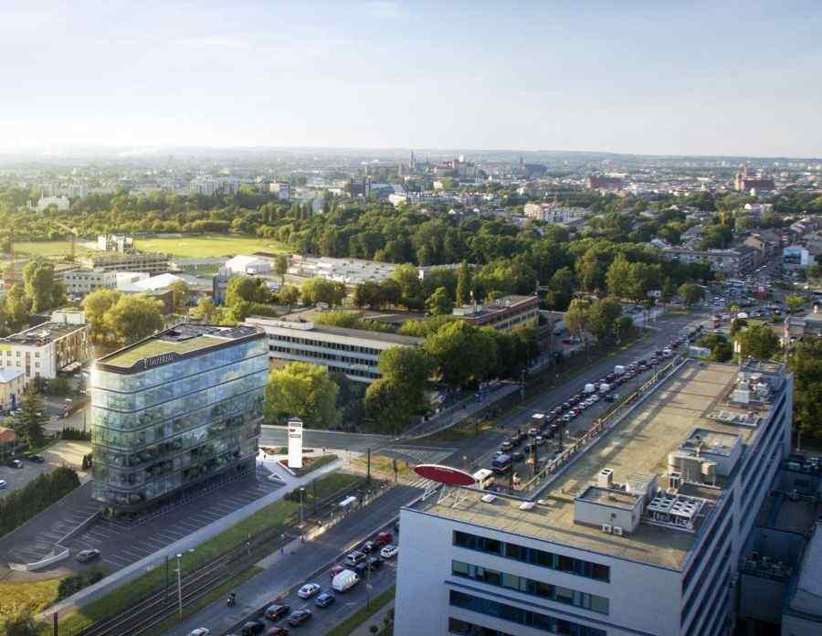 lokale użytkowe na sprzedaż , Imperial Business Center, Kraków, Podgórze, ul. Wadowicka - KRN.pl