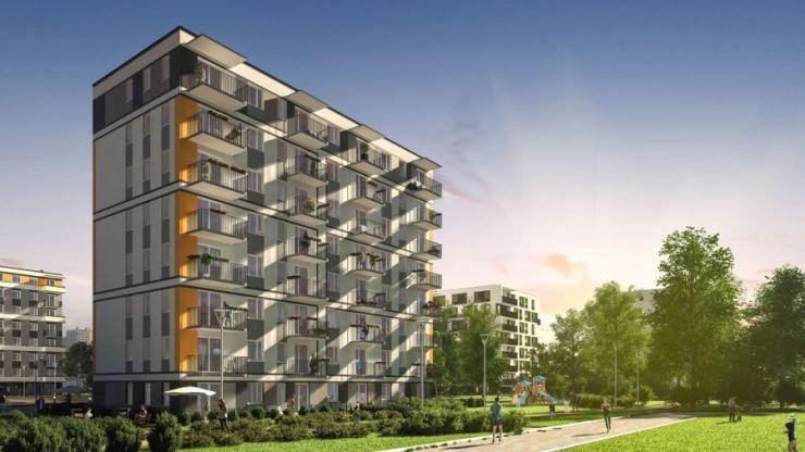 mieszkania na sprzedaż , Next Ursus Light + Modern, Warszawa, Ursus, ul. Posag 7 Panien - KRN.pl