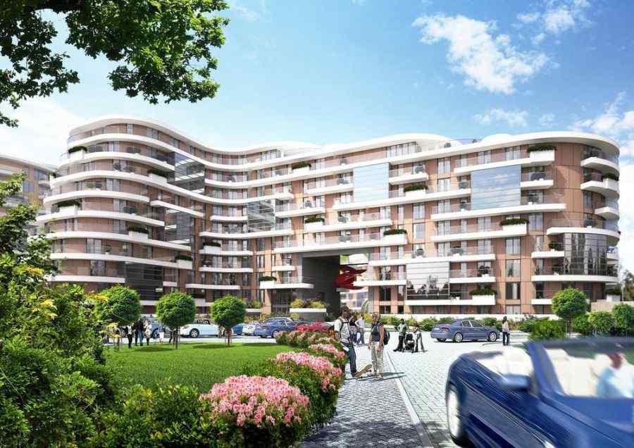mieszkania na sprzedaż , Inter-Bud Developer sp. z o.o. sp.k. , Kraków, Grzegórzki, ul. Grzegórzecka - KRN.pl