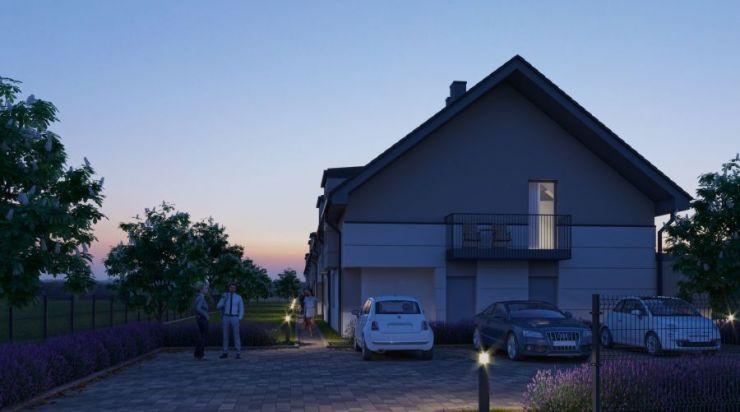 mieszkania na sprzedaż, domy , Maxus Sp. z o. o. Sp. K., Zielonki, ul. Lawendowa - KRN.pl