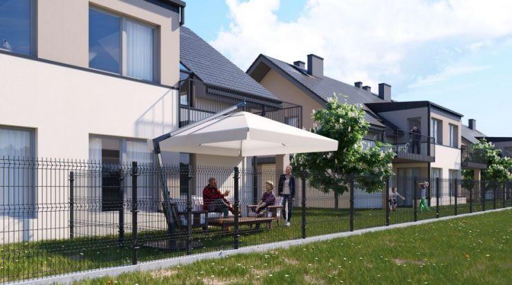 Zielonki, ul. Lawendowa, mieszkania na sprzedaż, domy , Osiedle Lawendowa 3 - KRN.pl