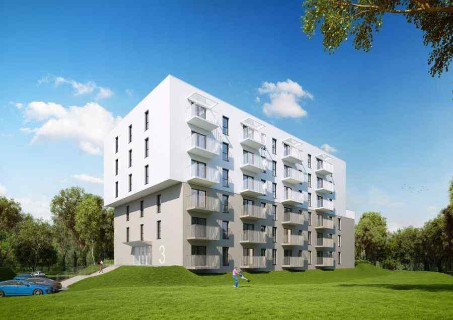 mieszkania na sprzedaż , Mój Dom Etap IV, Kraków, Dębniki, ul. Obozowa - KRN.pl
