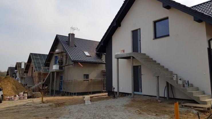 Giebułtów, ul. Tęczowe Wzgórze, mieszkania na sprzedaż, domy ,  Osiedle Tęczowe - KRN.pl