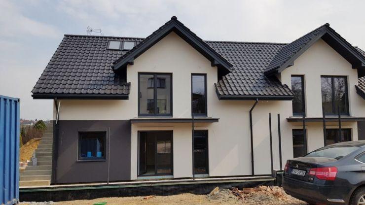 mieszkania na sprzedaż, domy ,  Osiedle Tęczowe, Giebułtów, ul. Tęczowe Wzgórze - KRN.pl