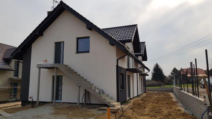 mieszkania na sprzedaż, domy , Witmar, Giebułtów, ul. Tęczowe Wzgórze - KRN.pl