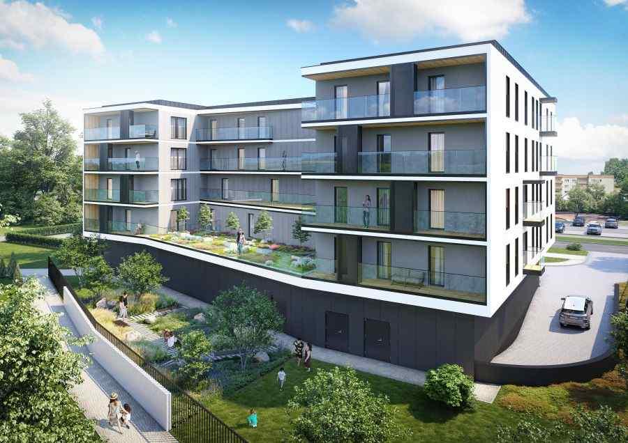 mieszkania na sprzedaż , MWM Development Sp. z o.o. i Wspólnicy Sp.k., Kraków, Dębniki, ul. Kobierzyńska - KRN.pl