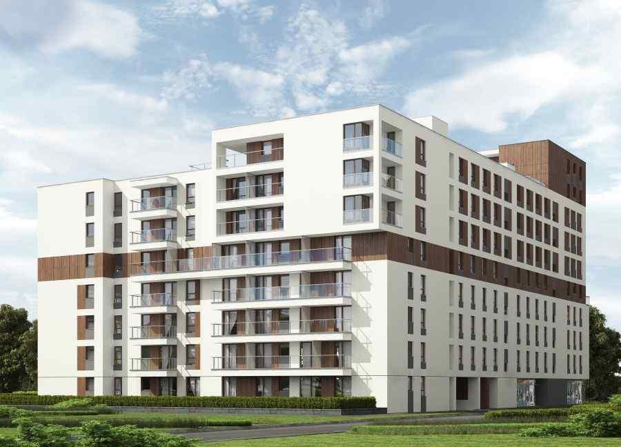 lokale użytkowe na sprzedaż, mieszkania na sprzedaż , Nowa 5 dzielnica, Kraków, Krowodrza, ul. Wrocławska - KRN.pl