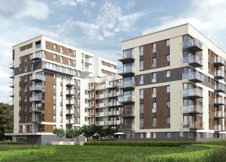 lokale użytkowe na sprzedaż, mieszkania na sprzedaż , Centrum Nowoczesnych Technologii S.A. Spółka Komandytowa, Kraków, Krowodrza, ul. Wrocławska - KRN.pl