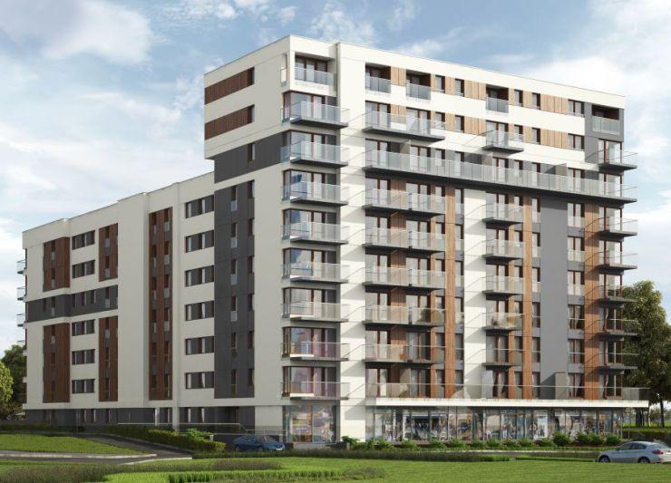 Kraków, Krowodrza, ul. Wrocławska, lokale użytkowe na sprzedaż, mieszkania na sprzedaż , Centrum Nowoczesnych Technologii S.A. Spółka Komandytowa - KRN.pl
