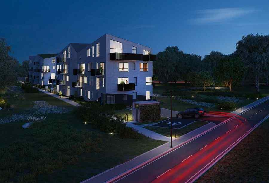 mieszkania na sprzedaż , Modern Living Development Sp. z o.o., Kraków, Prądnik Biały, ul. J. Chełmońskiego - KRN.pl