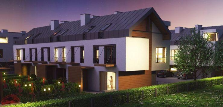 mieszkania na sprzedaż, domy , Ancona Development Sp. z o.o., Józefosław - KRN.pl