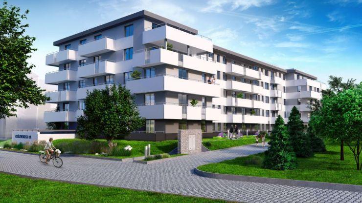 mieszkania na sprzedaż , Cieślewskiego 7A, Kraków, Prądnik Czerwony, ul. E. Cieślewskiego - KRN.pl