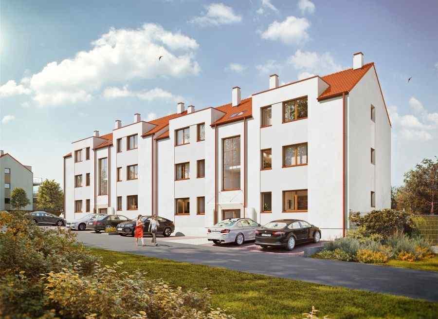 mieszkania na sprzedaż , Osiedle Klonowe 14, Wieliczka - KRN.pl