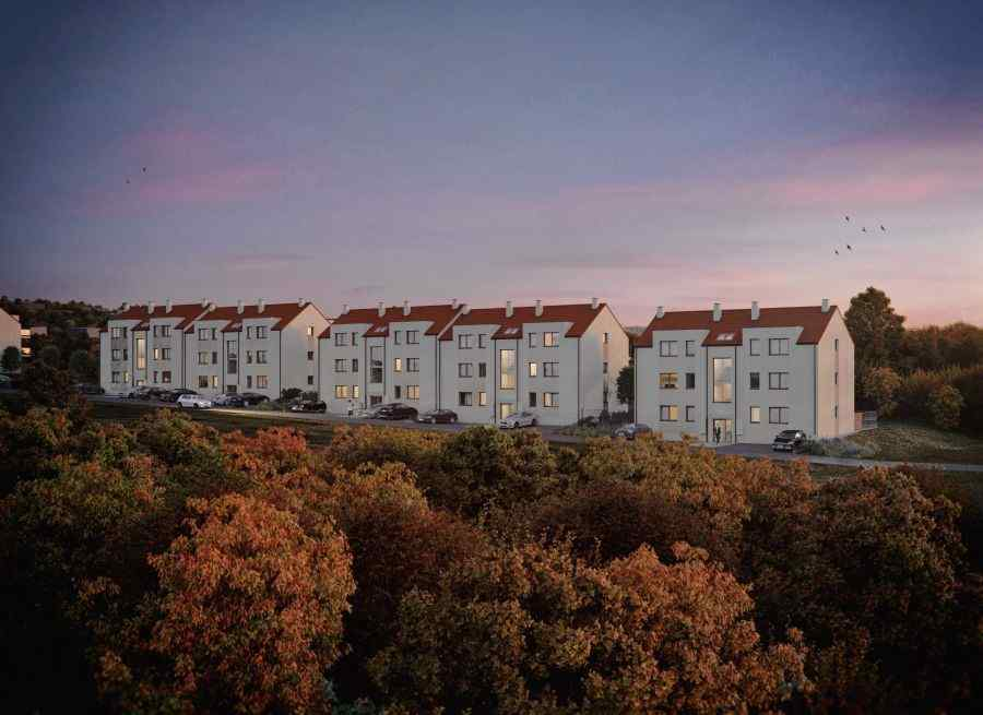 mieszkania na sprzedaż , Savan Investments Sp. z o. o., Wieliczka - KRN.pl
