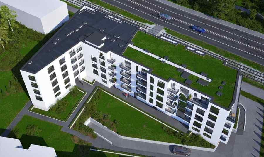 Budopol Sp. z o.o., mieszkania na sprzedaż , Kraków, Łagiewniki, ul. K. Hoffmanowej - KRN.pl