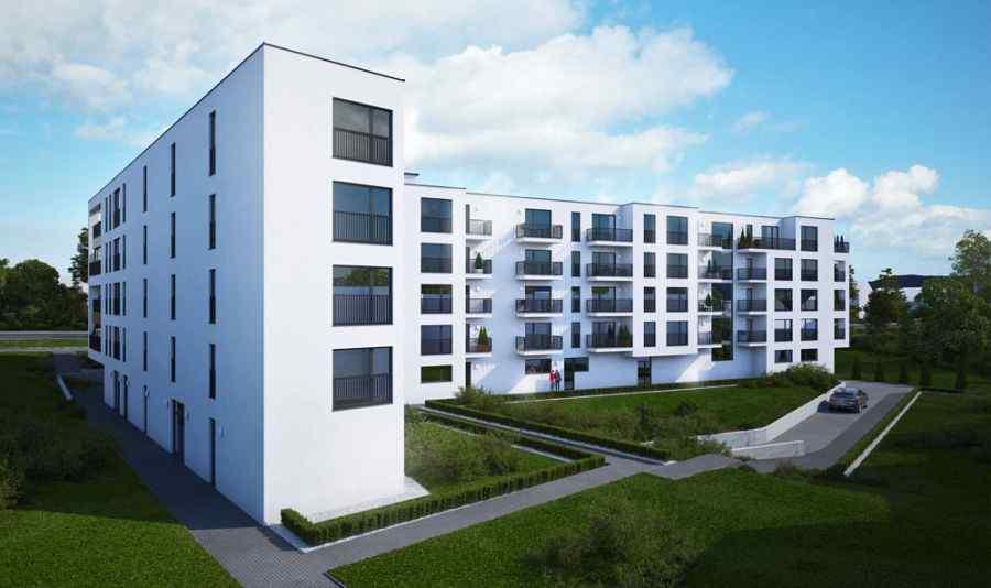 mieszkania na sprzedaż , HUB Hoffmanowej, Kraków, Łagiewniki, ul. K. Hoffmanowej - KRN.pl