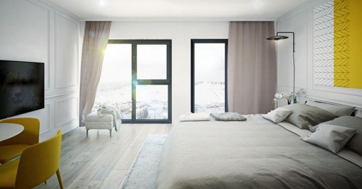mieszkania na sprzedaż , Czarna Góra Apartamenty Sp. z o.o., Duszniki-Zdrój, ul. Zieleniec - KRN.pl