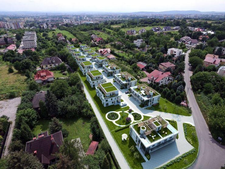 mieszkania na sprzedaż , Awim Grupa Inwestycyjna, Kraków, Prądnik Biały, ul. Witkowicka - KRN.pl