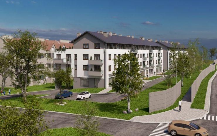 Kraków, Mistrzejowice, ul. ks. J. Kurzei, lokale użytkowe na sprzedaż, mieszkania na sprzedaż , Grupa Deweloperska START - KRN.pl