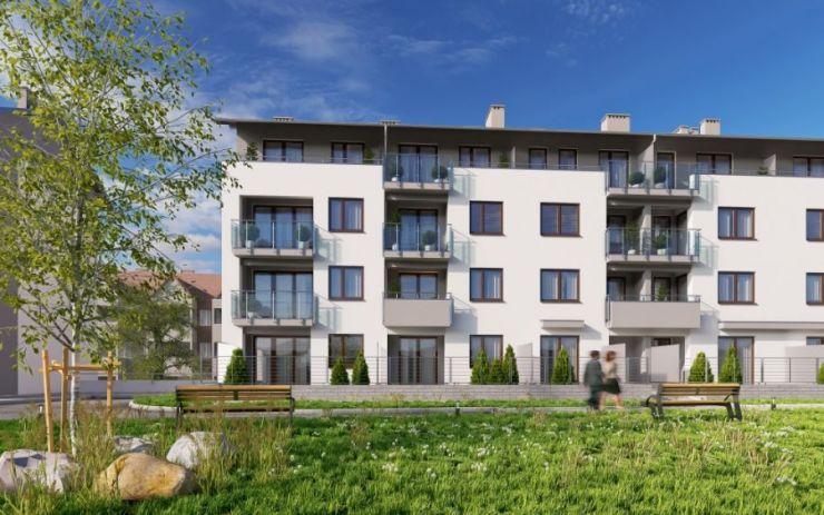 Grupa Deweloperska START, lokale użytkowe na sprzedaż, mieszkania na sprzedaż , Kraków, Mistrzejowice, ul. ks. J. Kurzei - KRN.pl