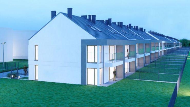 mieszkania na sprzedaż, domy , PMdevelopment, Kraków, Dębniki, ul. A. Dobrowolskiego - KRN.pl