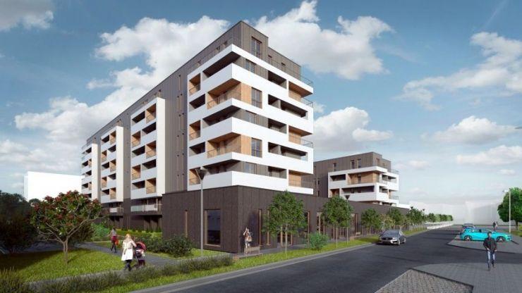 mieszkania na sprzedaż , HYNKA - II ETAP, Kraków, Czyżyny, ul. F. Hynka - KRN.pl