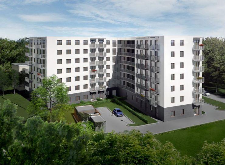 mieszkania na sprzedaż , ACATOM Sp. z o.o. Sp.k., Kraków, Prądnik Czerwony, ul. Czerwonego Prądnika - KRN.pl