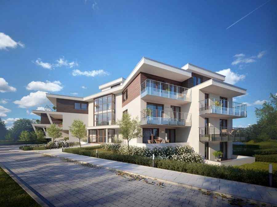 mieszkania na sprzedaż , Apartamenty na Klifie - budynek C, Władysławowo - KRN.pl