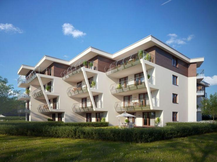 Hotel KLIF JK Inwest-Hel sp. z o.o. Sp. k., Apartamenty na Klifie - budynek C, Władysławowo - KRN.pl