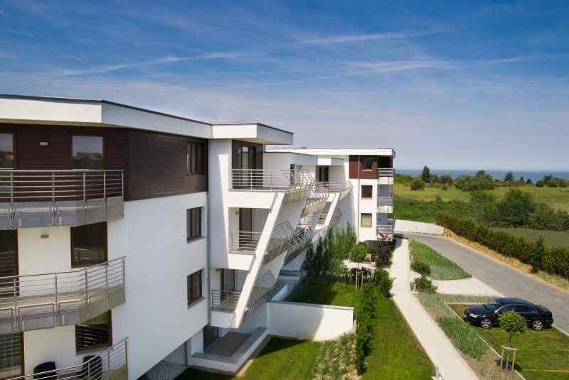 mieszkania na sprzedaż , Hotel KLIF JK Inwest-Hel sp. z o.o. Sp. k., Władysławowo - KRN.pl