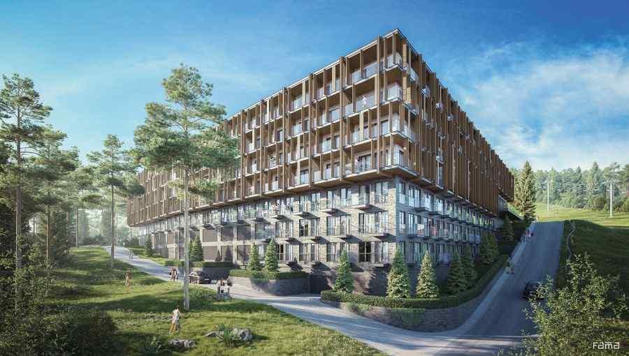 mieszkania na sprzedaż , Belmonte Hotel & Resort, Krynica-Zdrój - KRN.pl