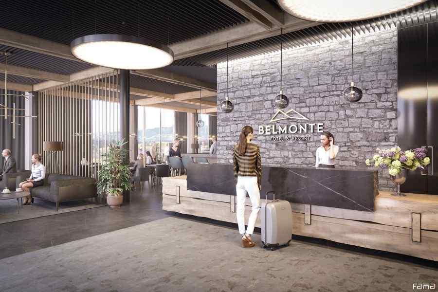 Krynica-Zdrój, mieszkania na sprzedaż , Belmonte Hotel & Resort - KRN.pl