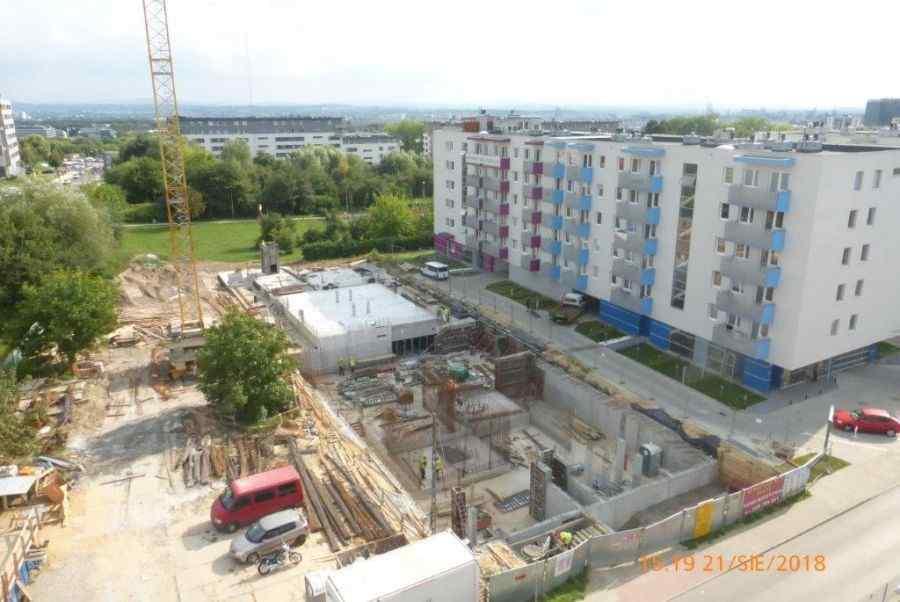 mieszkania na sprzedaż , Enklawa Prądnika Etap III- ul. Marchołta 32 Apartamenty OAZA bud. D i F, Kraków, Prądnik Czerwony, ul. Marchołta - KRN.pl