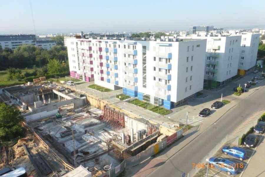 mieszkania na sprzedaż , S.M. WSPÓLNOTA INWEST, Kraków, Prądnik Czerwony, ul. Marchołta - KRN.pl