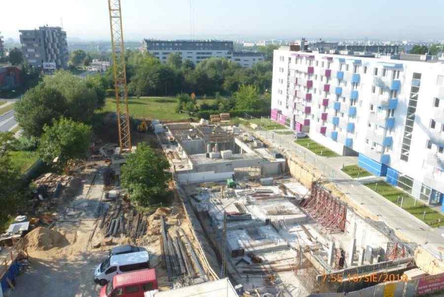 Enklawa Prądnika Etap III- ul. Marchołta 32 Apartamenty OAZA bud. D i F, mieszkania na sprzedaż , Kraków, Prądnik Czerwony, ul. Marchołta - KRN.pl