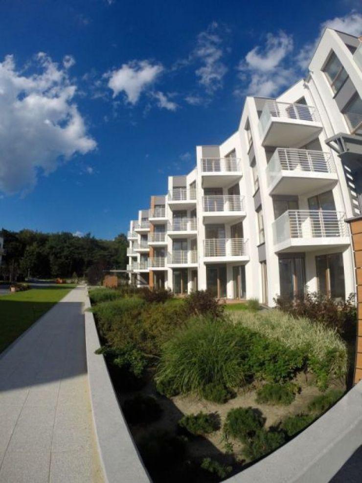 Hotel KLIF JK Inwest-Hel sp. z o.o. Sp. k., Apartamenty Wakacyjne Marina , Kąty Rybackie, ul. Portowa - KRN.pl