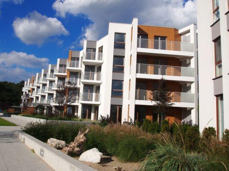 Apartamenty Wakacyjne Marina , mieszkania na sprzedaż , Kąty Rybackie, ul. Portowa - KRN.pl