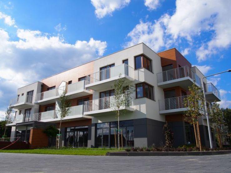 Hotel KLIF JK Inwest-Hel sp. z o.o. Sp. k., mieszkania na sprzedaż , Kąty Rybackie, ul. Portowa - KRN.pl