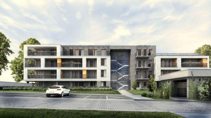 mieszkania na sprzedaż , Apartamenty Snycerska, Kraków, Bieżanów-Prokocim, ul. Snycerska - KRN.pl