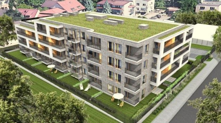 Apartamenty Snycerska, mieszkania na sprzedaż , Kraków, Bieżanów-Prokocim, ul. Snycerska - KRN.pl