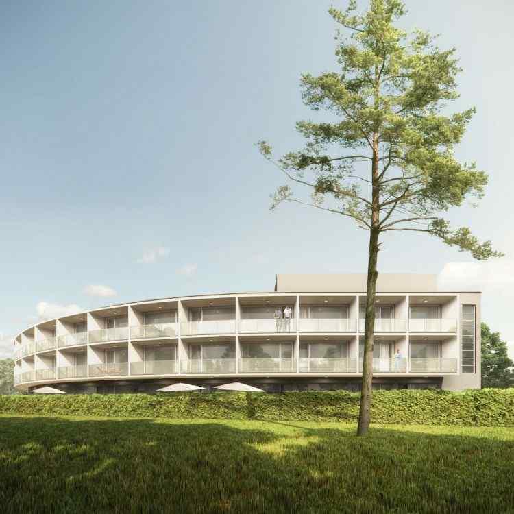 mieszkania na sprzedaż , Solny Resort****, Kołobrzeg, ul. A. Fredry - KRN.pl