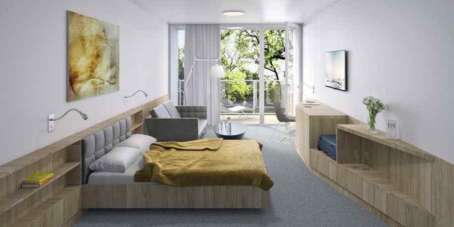 Solny Resort****, mieszkania na sprzedaż , Kołobrzeg, ul. A. Fredry - KRN.pl