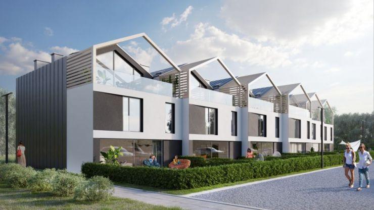 mieszkania na sprzedaż , Mhill, Myślenice, ul. Zacisze - KRN.pl