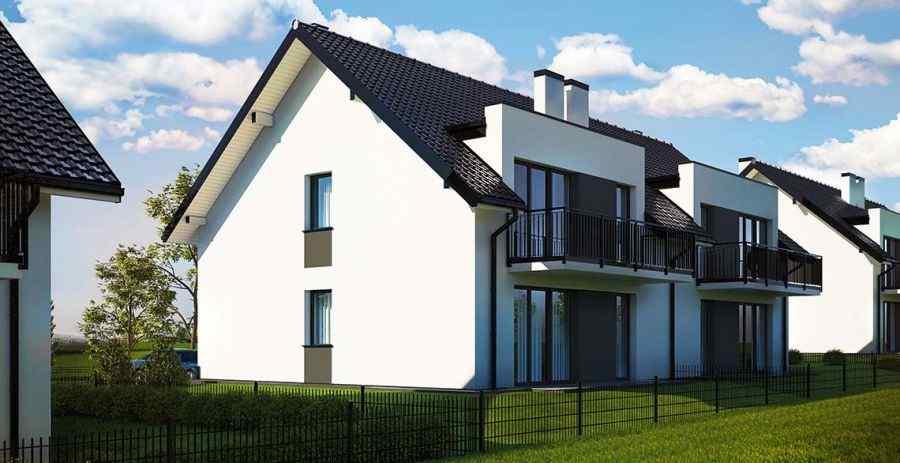 mieszkania na sprzedaż , Nova Wierzbowa, Modlnica, ul. Wierzbowa - KRN.pl