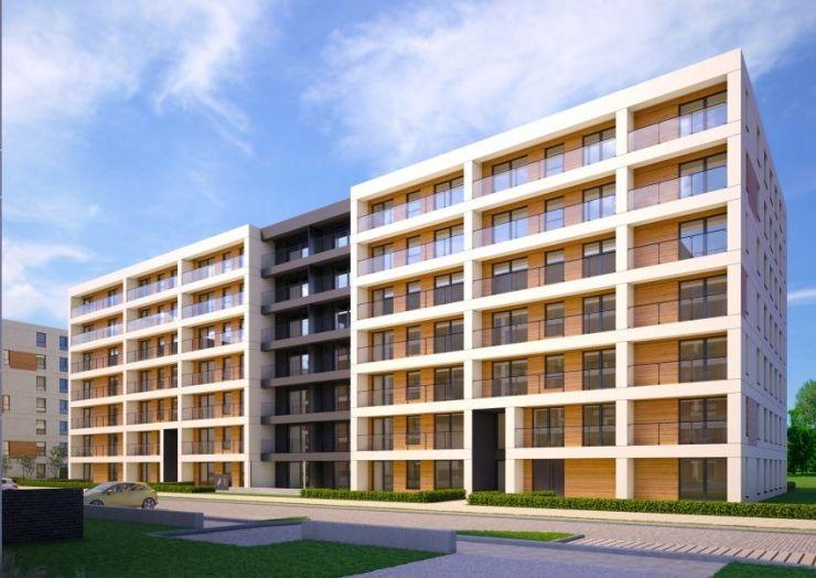mieszkania na sprzedaż , Dasta Invest sp. z o.o., Kraków, Grzegórzki, ul. Dąbska - KRN.pl
