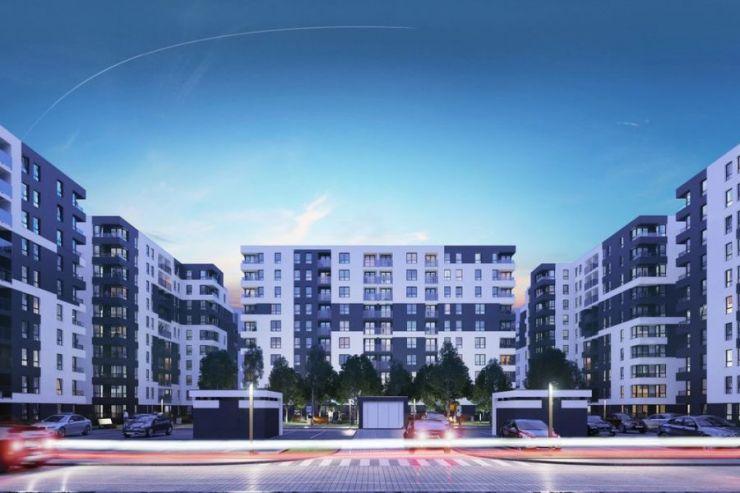 mieszkania na sprzedaż , Inter-Bud Developer sp. z o.o. sp.k. , Kraków, Mistrzejowice, ul. Piasta Kołodzieja - KRN.pl