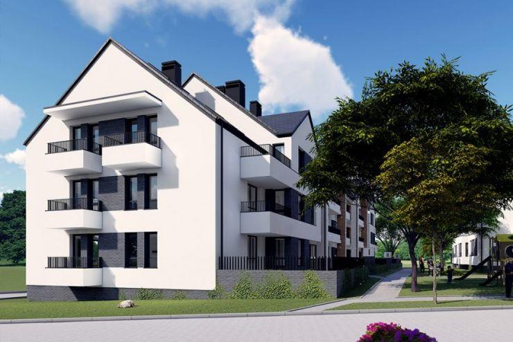 mieszkania na sprzedaż , WBG DEVELOPMENT Sp. z o.o., Wieliczka, ul. Zbożowa - KRN.pl