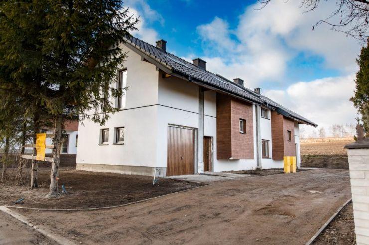 Zacisze Bibice, domy , Bibice, ul. Jagodowa - KRN.pl