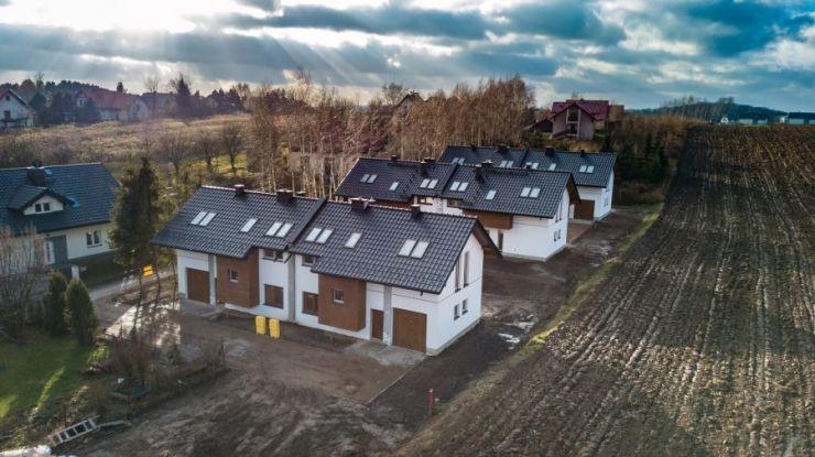 domy , AKWADRAT DEWELOPER Sp. z o. o. Sp. k., Bibice, ul. Jagodowa - KRN.pl